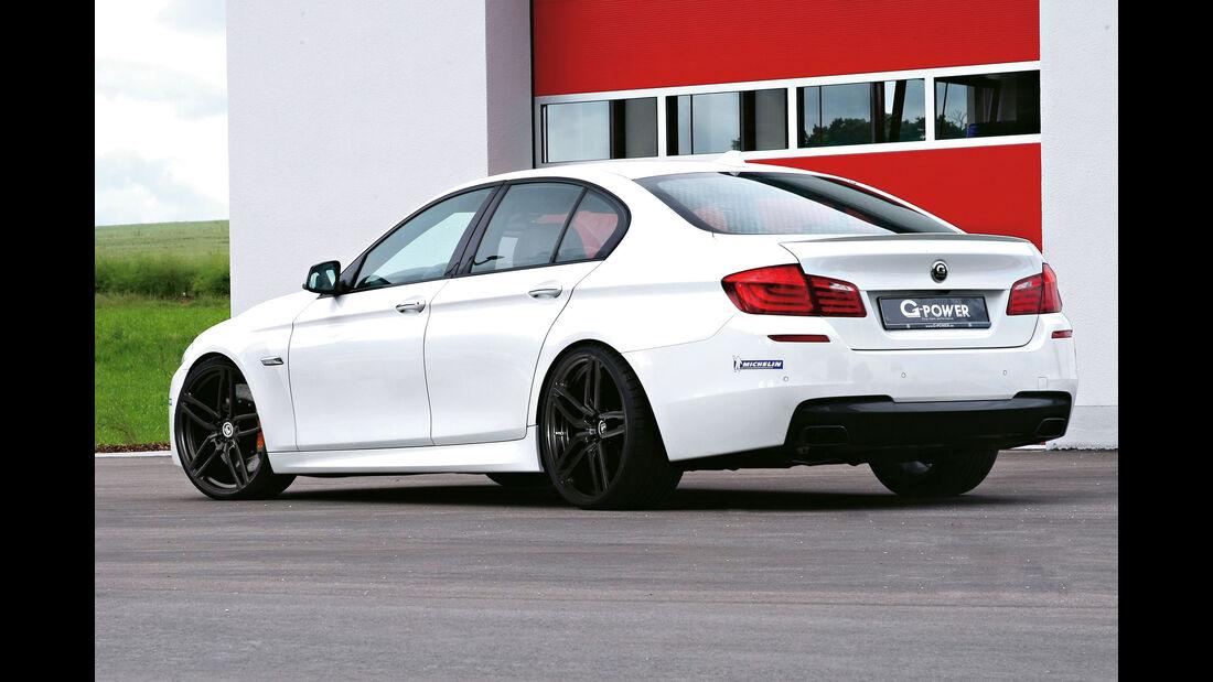 sport auto Award 2017 - S 175 - G-Power-BMW M550d xDrive