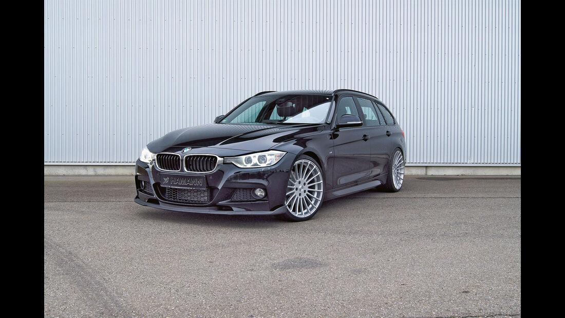 sport auto Award 2017 - S 176 - Hamann-BMW HM 355
