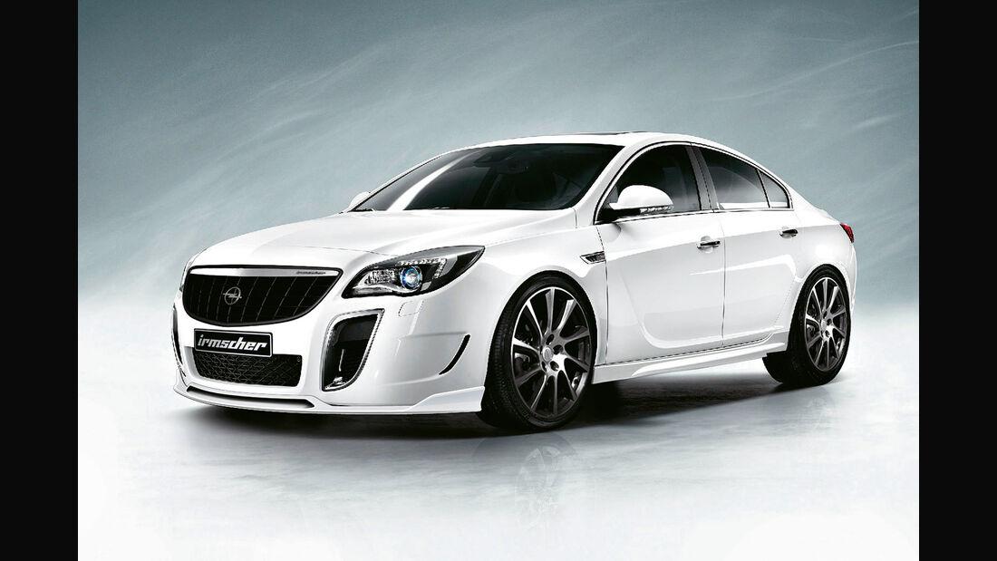 sport auto Award 2017 - T 181- Irmscher-Opel Insignia