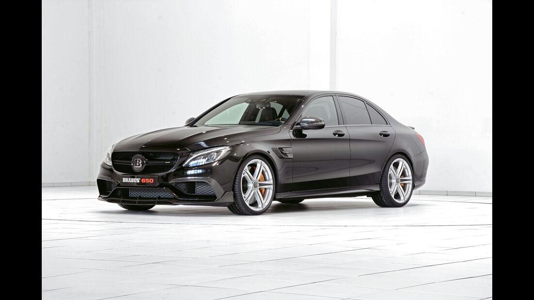 sport auto Award 2017 - U 186 - Brabus-Mercedes C 63 S 650
