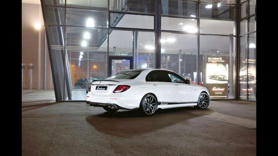 sport auto Award 2017 - U 189 - Lorinser-Mercedes-AMG E 43