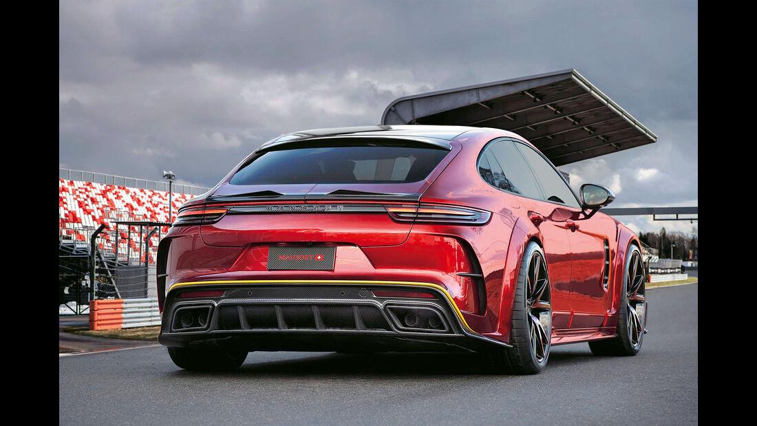 sport auto Award 2017 - U 190 - Mansory-Porsche Panamera Turbo