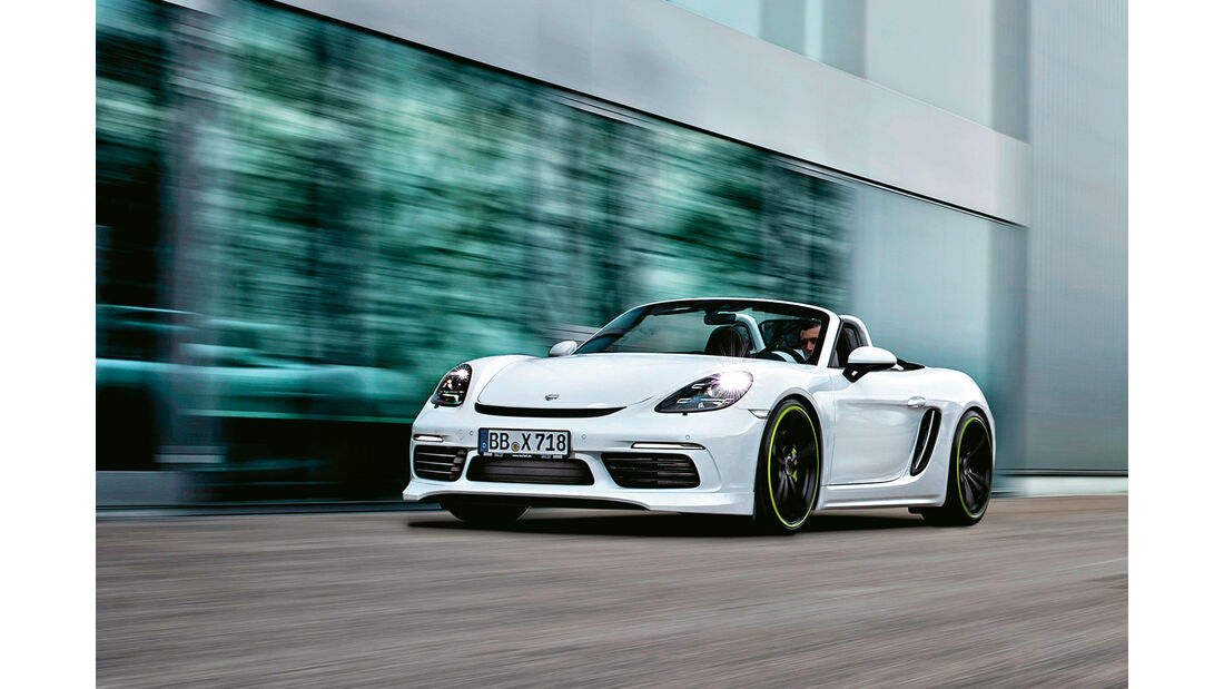 sport auto Award 2017 - V 197 - Techart-Porsche 718 Boxster S