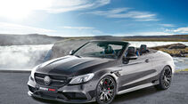 sport auto Award 2017 - W 201 - Brabus-Mercedes C 63 S Cab. 650