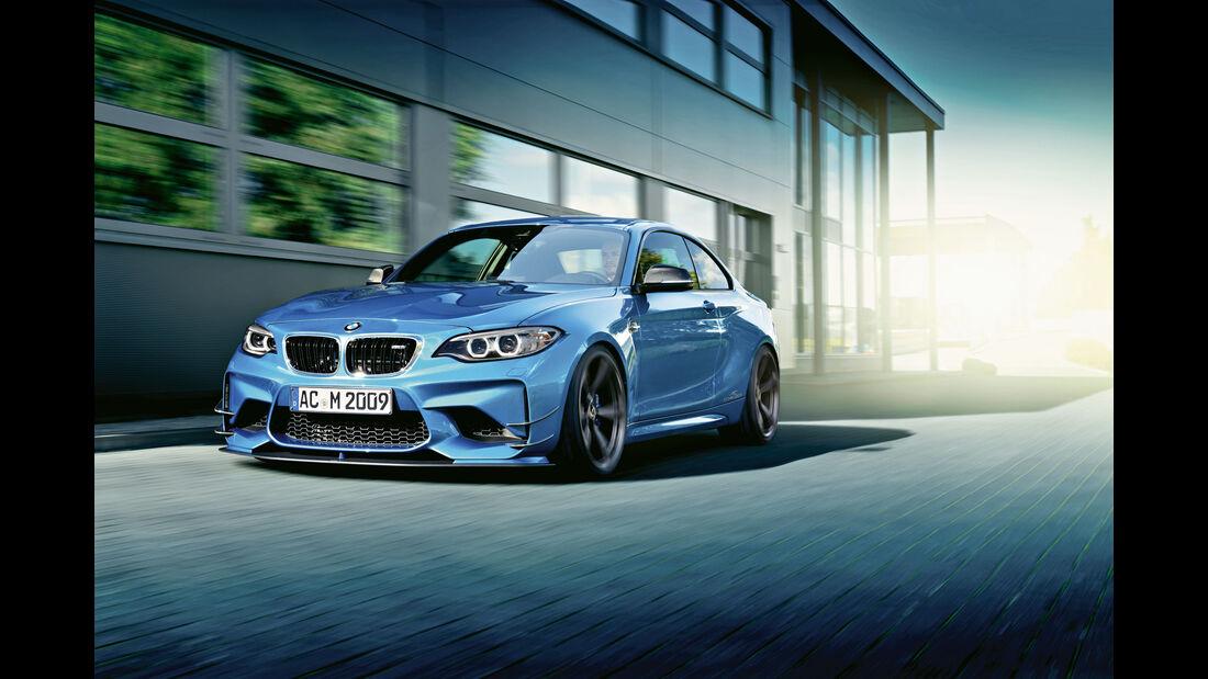 sport auto Award 2017 - X 206 - AC-Schnitzer-BMW M2