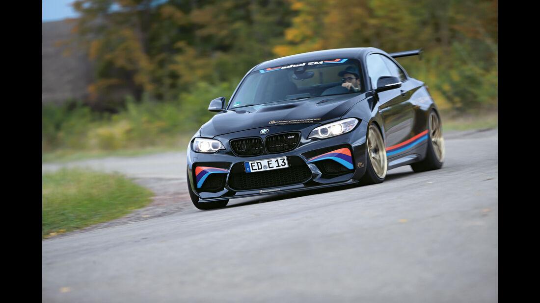 sport auto Award 2017 - X 210 - Laptime Performance-BMW M2
