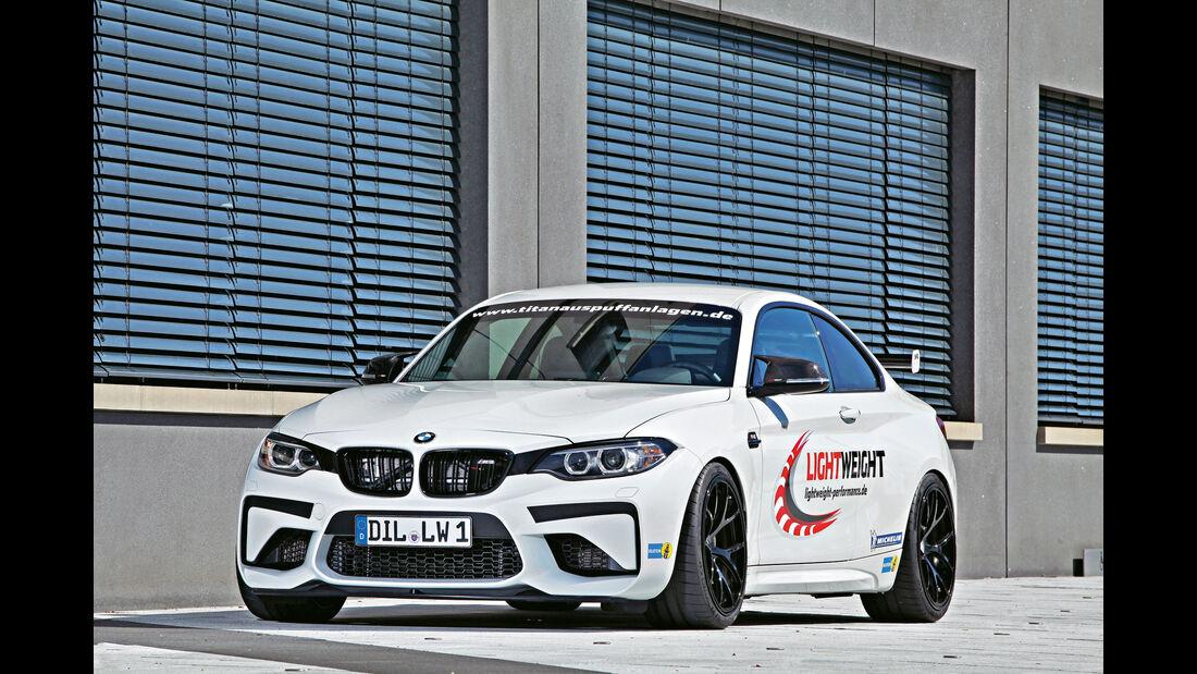 sport auto Award 2017 - X 211 - Lightweight-BMW M2