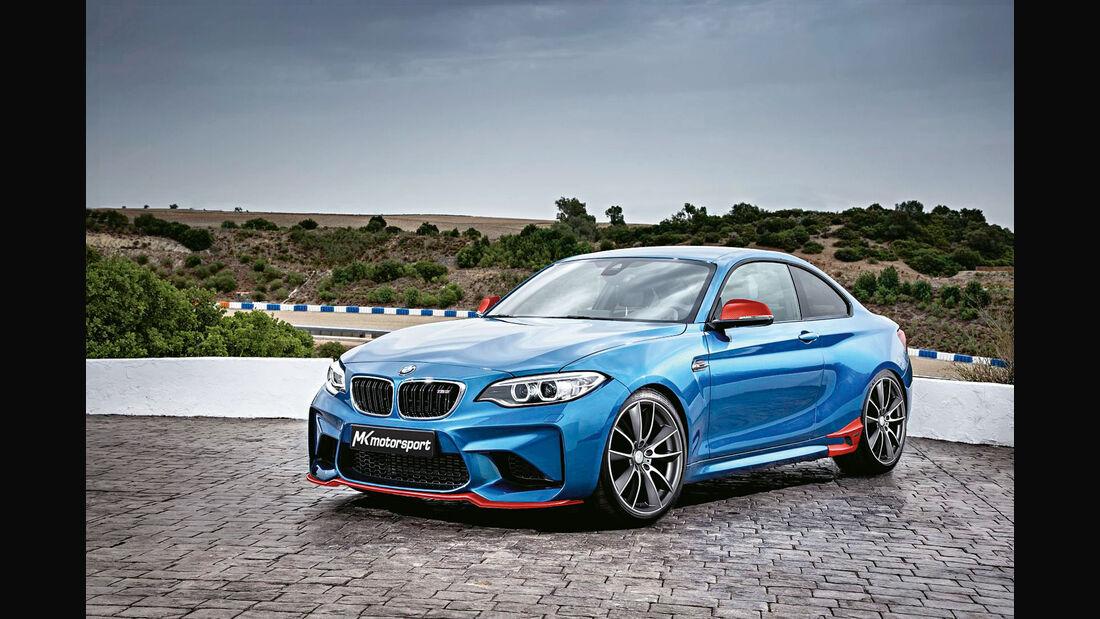 sport auto Award 2017 - X 212 - MK Motorsport-BMW M2