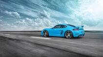 sport auto Award 2017 - X 214 - Techart-Porsche 718 Cayman S