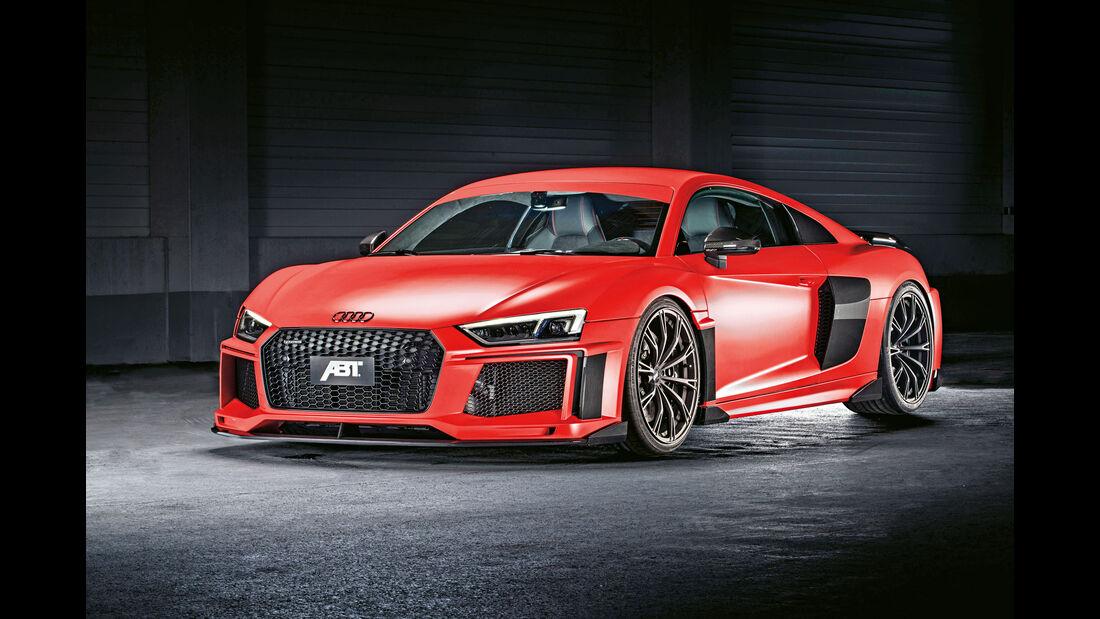 sport auto Award 2017 - Y 215 - Abt-Audi R8 V10