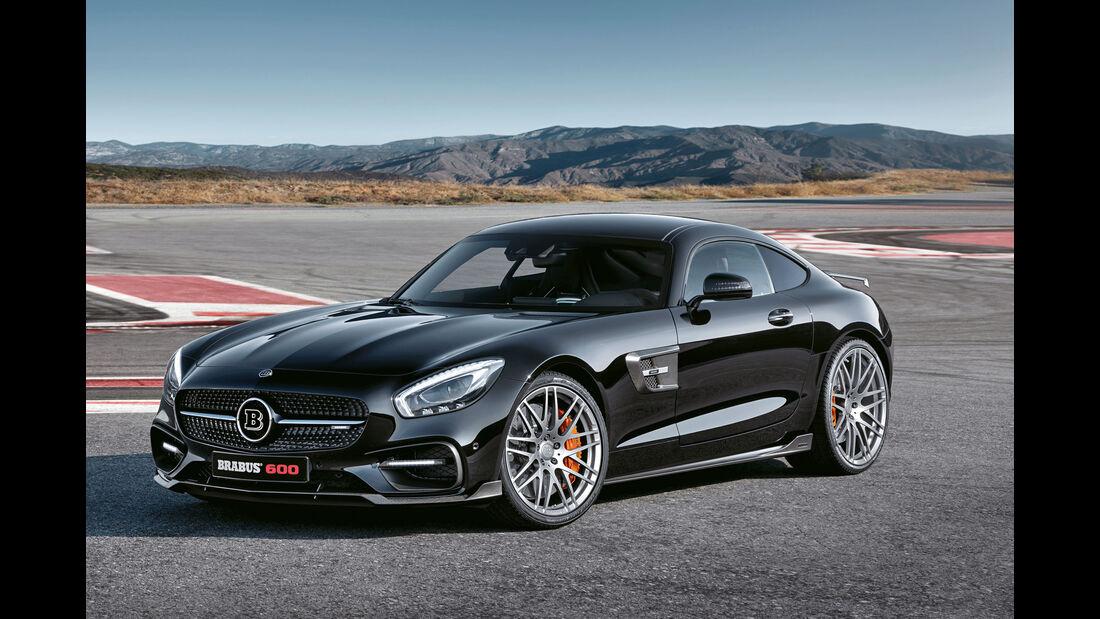 sport auto Award 2017 - Y 218 - Brabus-Mercedes-AMG GT 600