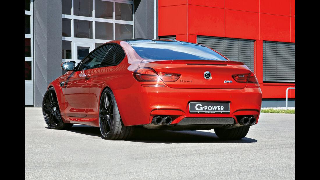 sport auto Award 2017 - Y 219 - G-Power-BMW M6