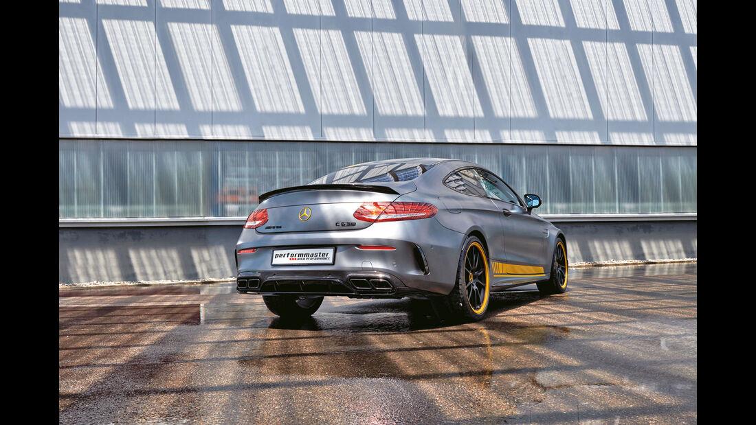 sport auto Award 2017 - Y 224 - Performmaster-Mercedes-AMG C 63 S