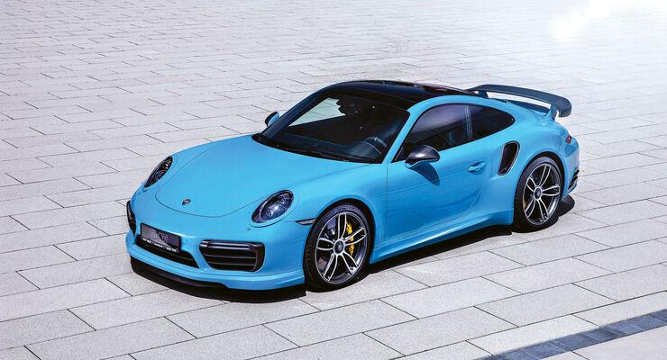 sport auto Award 2017 - Y 225 - Techart-Porsche 911 Turbo