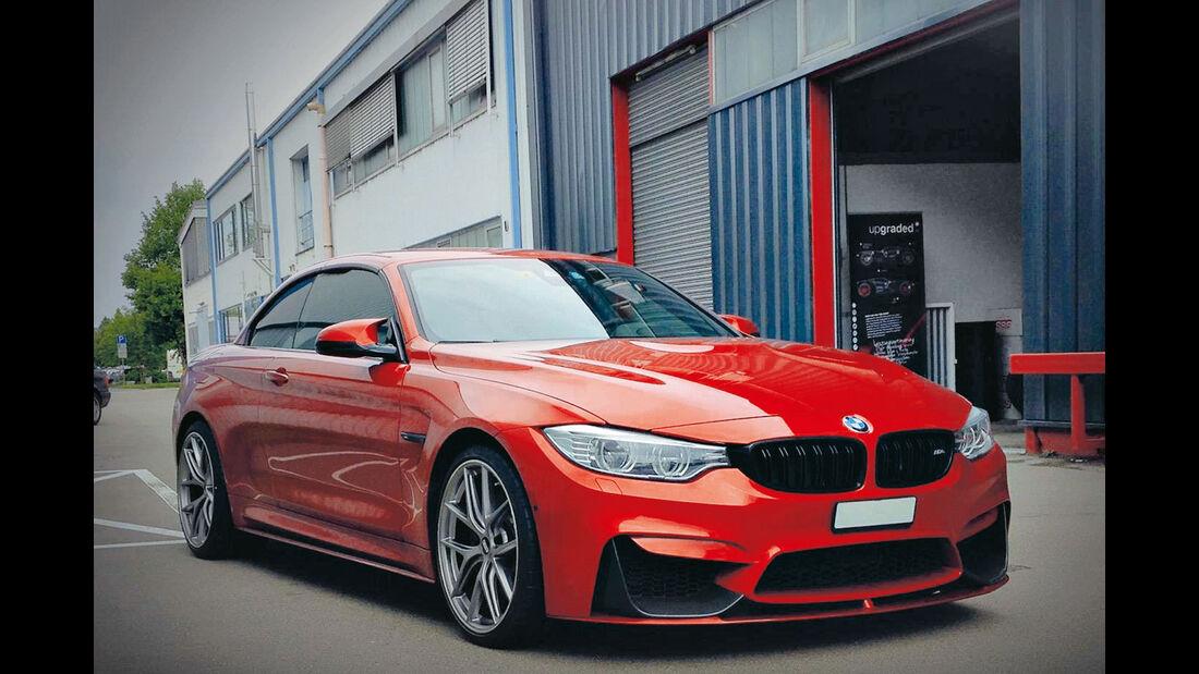 sport auto Award 2017 - Y 226 - upgraded-BMW M4
