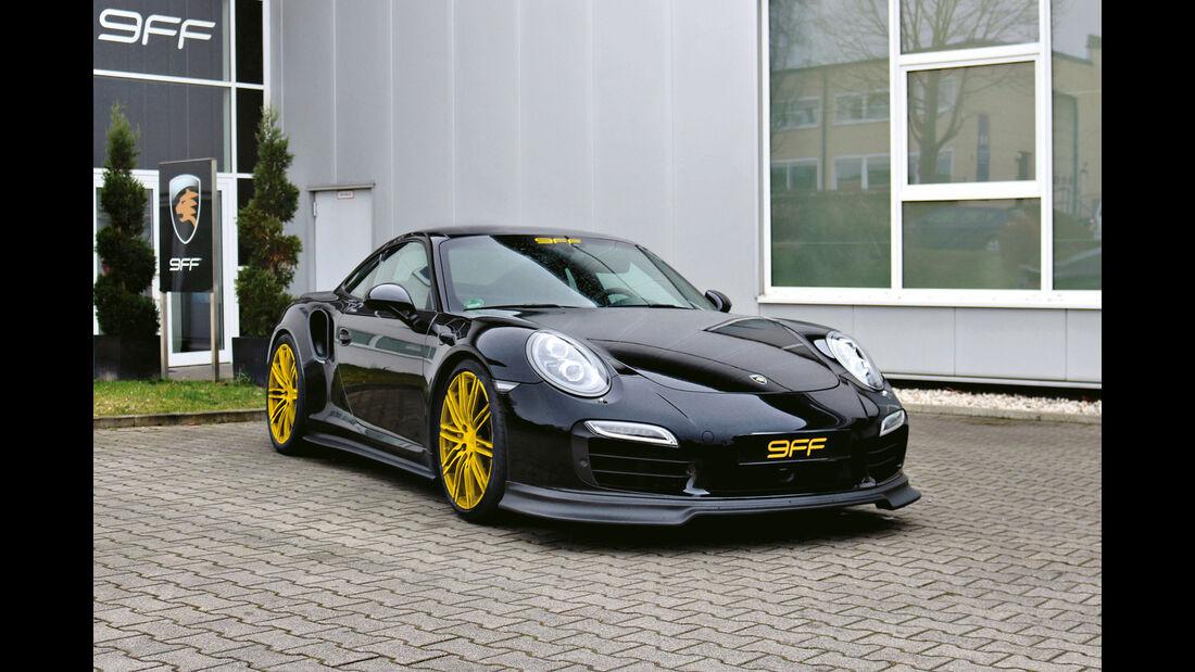 sport auto Award 2017 - Z 227 - 9ff-Porsche 911 Turbo S