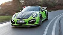 sport auto Award 2017 - Z 233 - Techart-Porsche GTstreet R Coupé