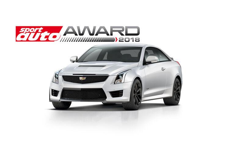 sport auto award 2018 gro e leserwahl zu sportlichen autos auto motor und sport. Black Bedroom Furniture Sets. Home Design Ideas