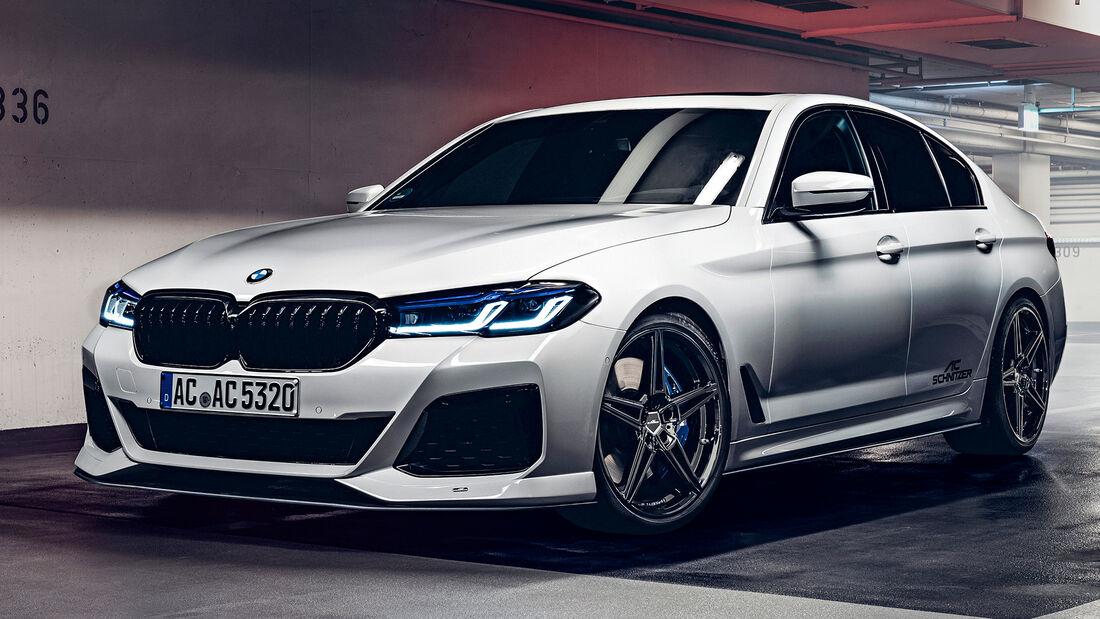 sport auto Award 2021, AC-Schnitzer-BMW 540i, Tuning, Limousinen und Kombis bis 100.000 Euro