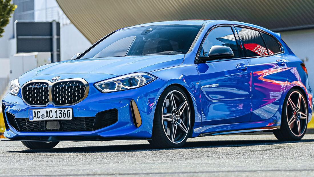 sport auto Award 2021, AC-Schnitzer-BMW M135i, Tuning, Kompaktwagen