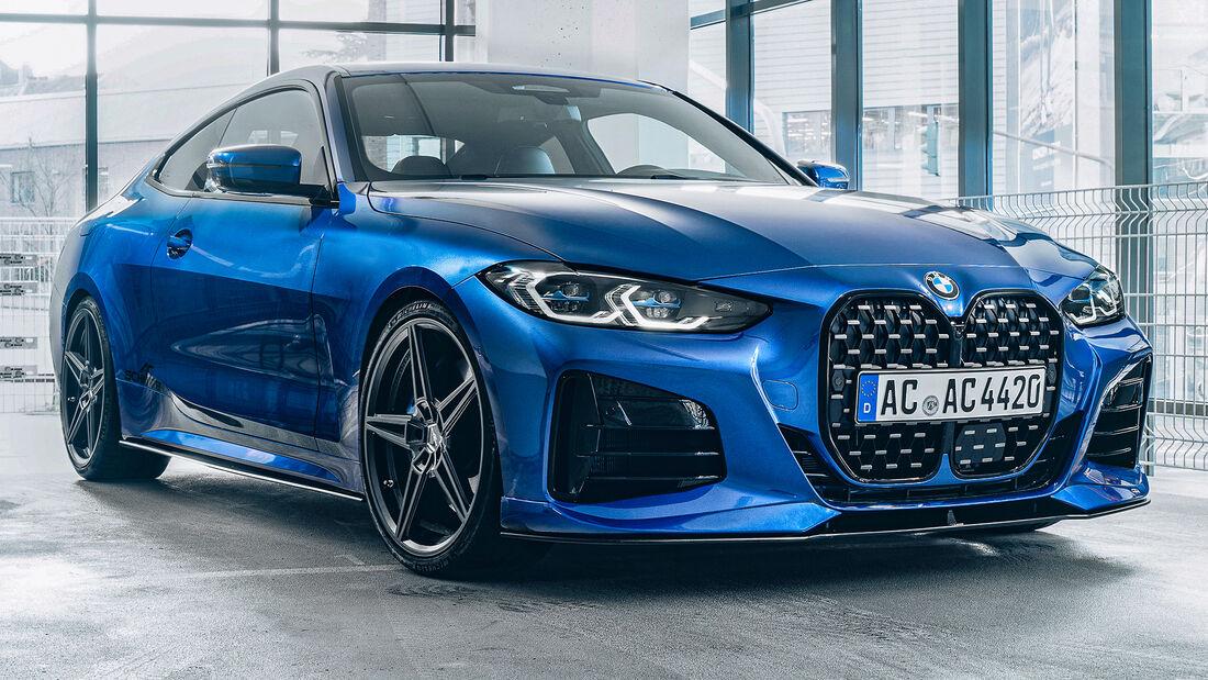 sport auto Award 2021, AC-Schnitzer-BMW M440i, Tuning, Coupés bis 100.000 Euro