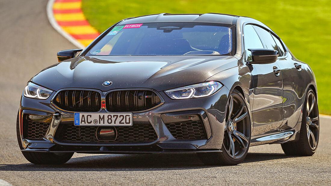 sport auto Award 2021, AC-Schnitzer-BMW M8 CS, Tuning, Limousinen und Kombis über 100.000 Euro
