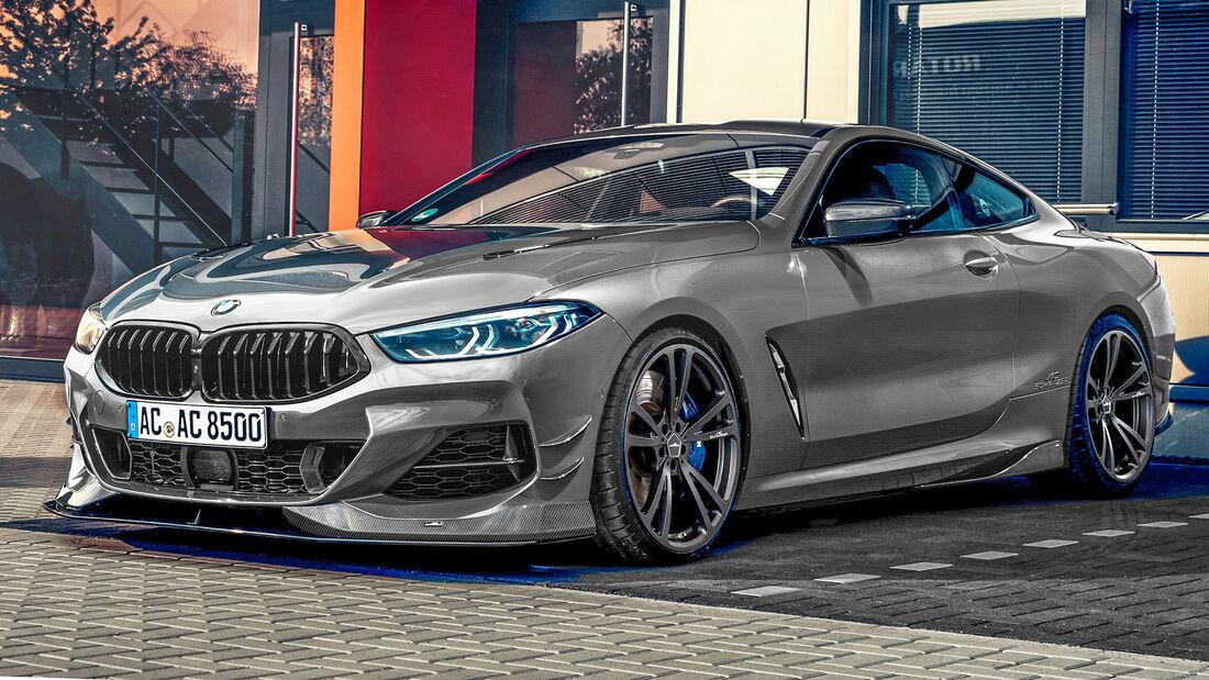 sport auto Award 2021, AC-Schnitzer-BMW M850i, Tuning, Coupés über 100.000 Euro