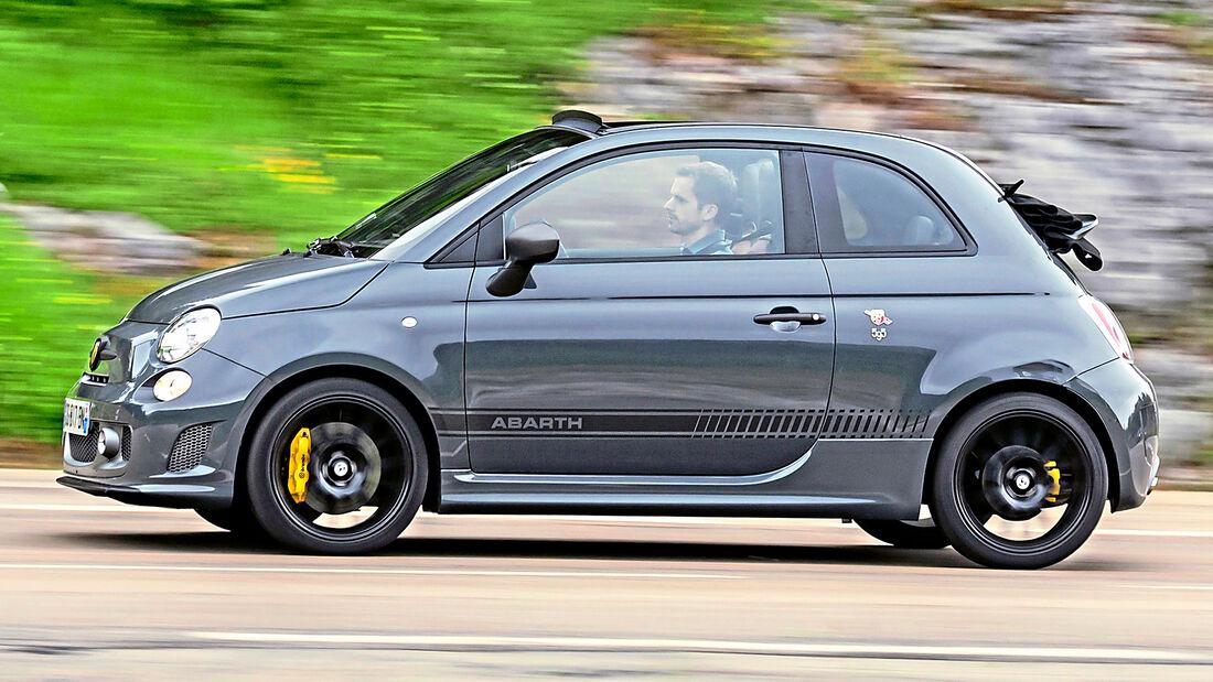 sport auto Award 2021, Abarth 595C, Serie, Cabrios und Roadster bis 75.000 Euro
