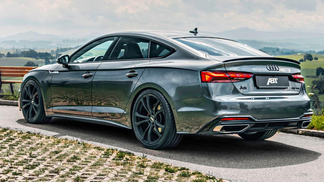 sport auto Award 2021, Abt-Audi A5 50 TDI, Tuning, Limousinen und Kombis bis 100.000 Euro