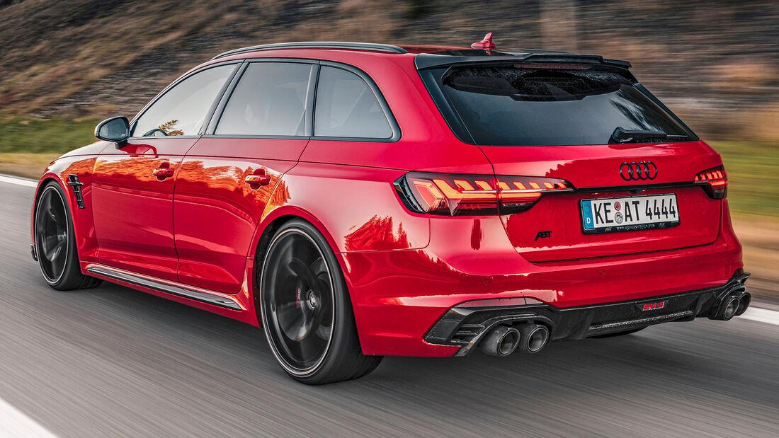 sport auto Award 2021, Abt-Audi RS4-S, Tuning, Limousinen und Kombis über 100.000 Euro