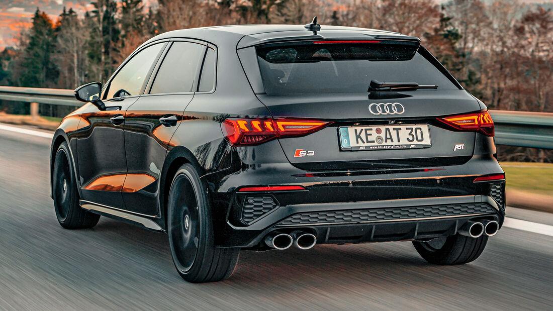 sport auto Award 2021, Abt-Audi S3, Tuning, Kompaktwagen