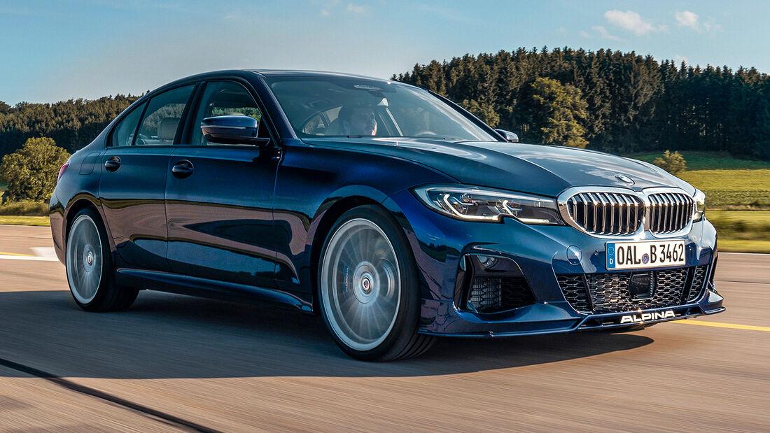 sport auto Award 2021, Alpina B3, Serie, Limousinen und Kombis bis 100.000 Euro