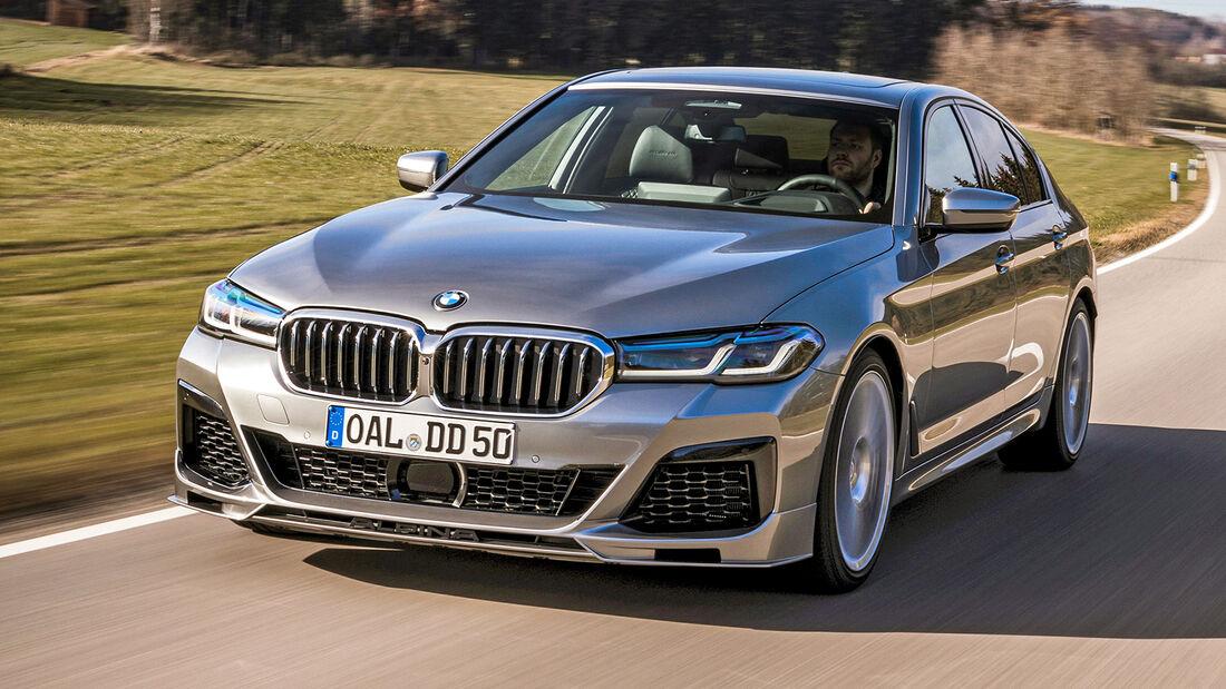 sport auto Award 2021, Alpina D5 S, Serie, Diesel