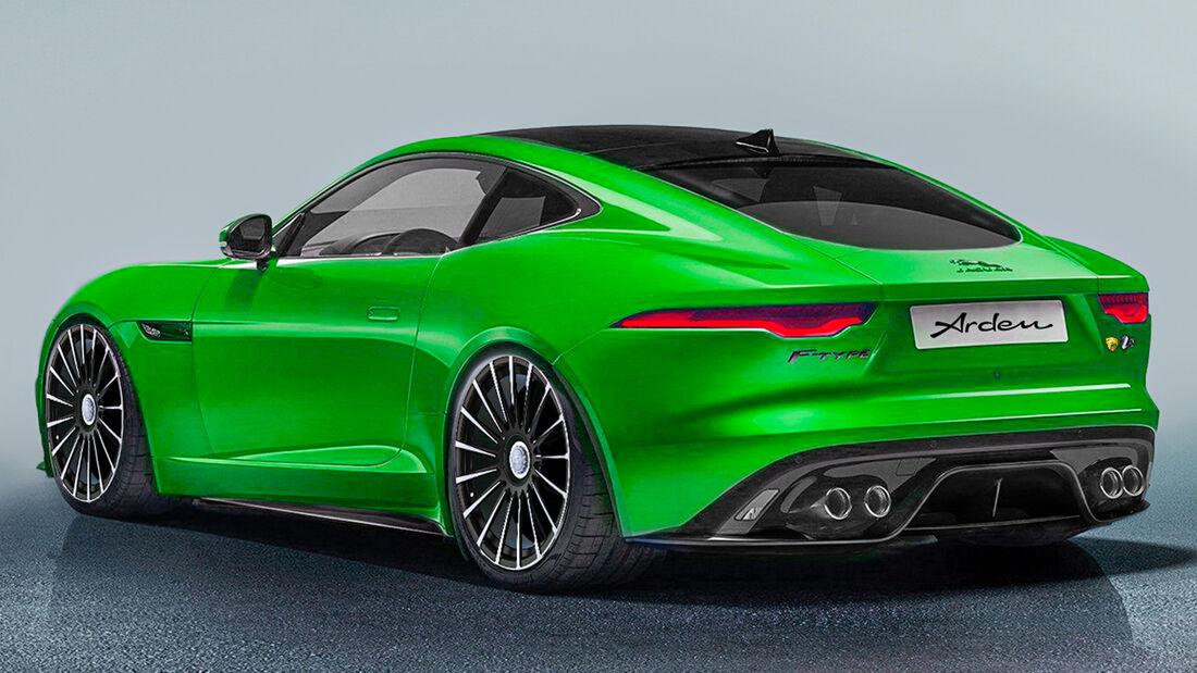 sport auto Award 2021, Arden-Jaguar AJ 23 SVR, Tuning, Coupés über 100.000 Euro