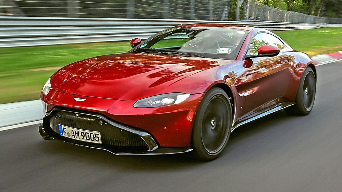 sport auto Award 2021, Aston Martin Vantage, Serie, Coupés bis 150.000 Euro