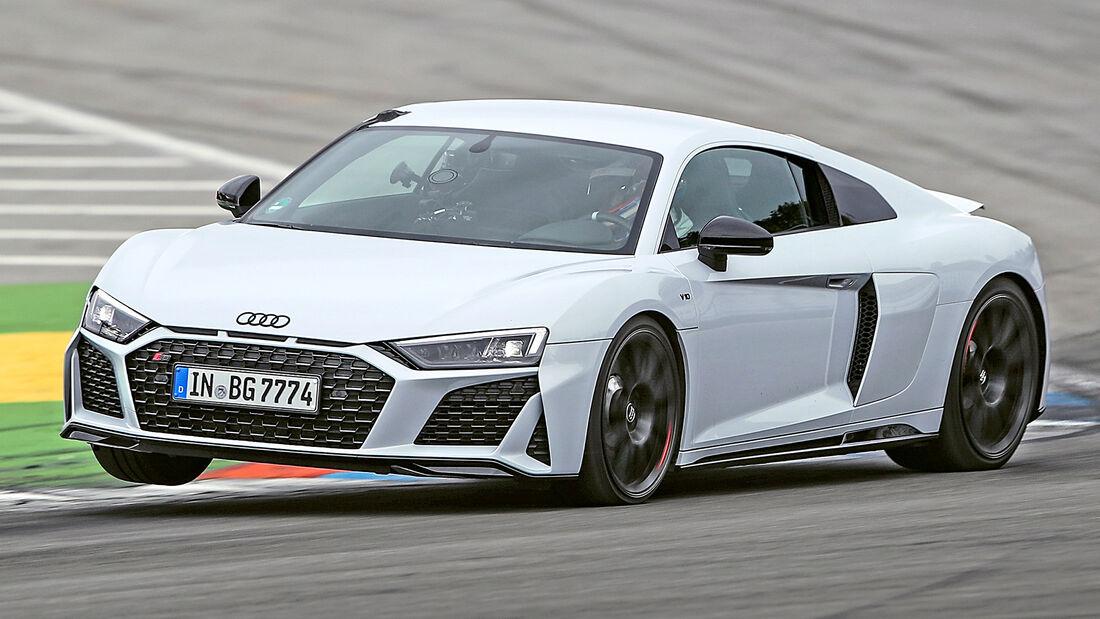sport auto Award 2021, Audi R8 Coupé V10 RWD, Serie, Coupés bis 150.000 Euro