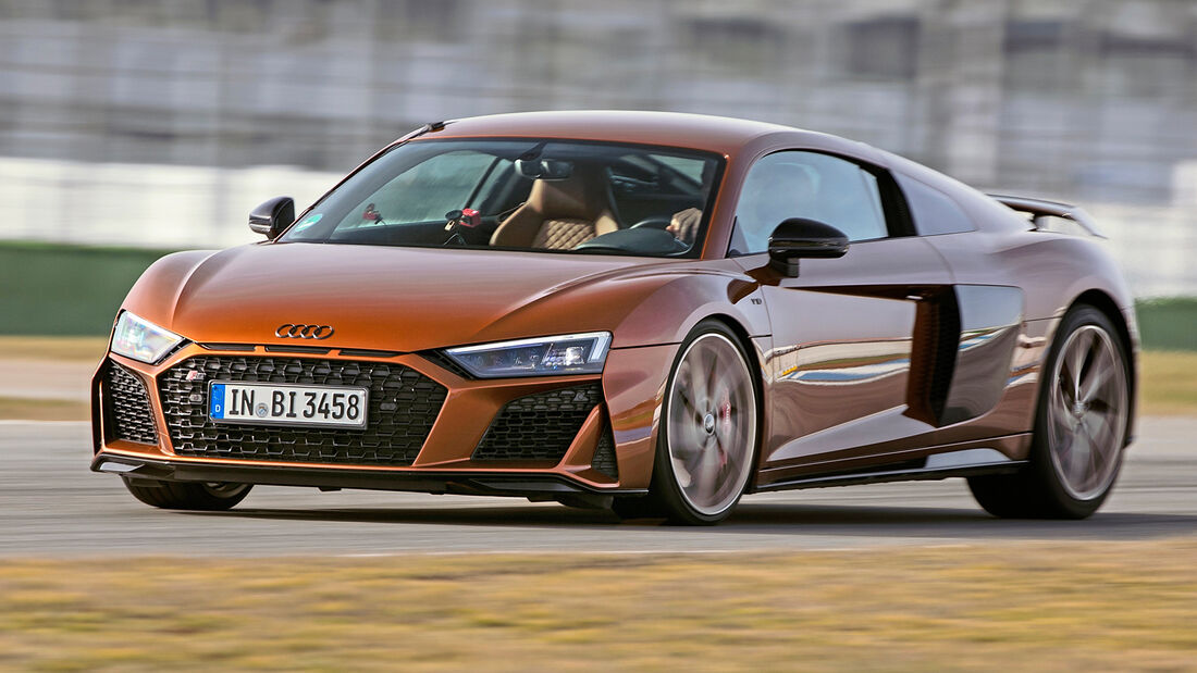 sport auto Award 2021, Audi R8 V10 Performance, Serie, Coupés über 150.000 Euro