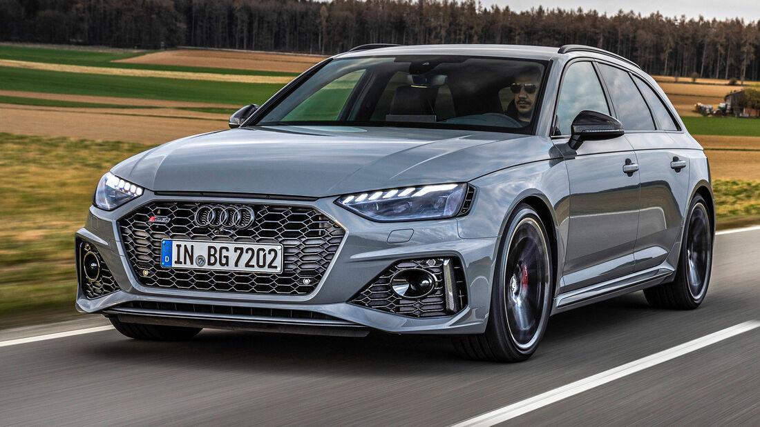 sport auto Award 2021, Audi RS 4 Avant, Serie, Limousinen und Kombis bis 100.000 Euro