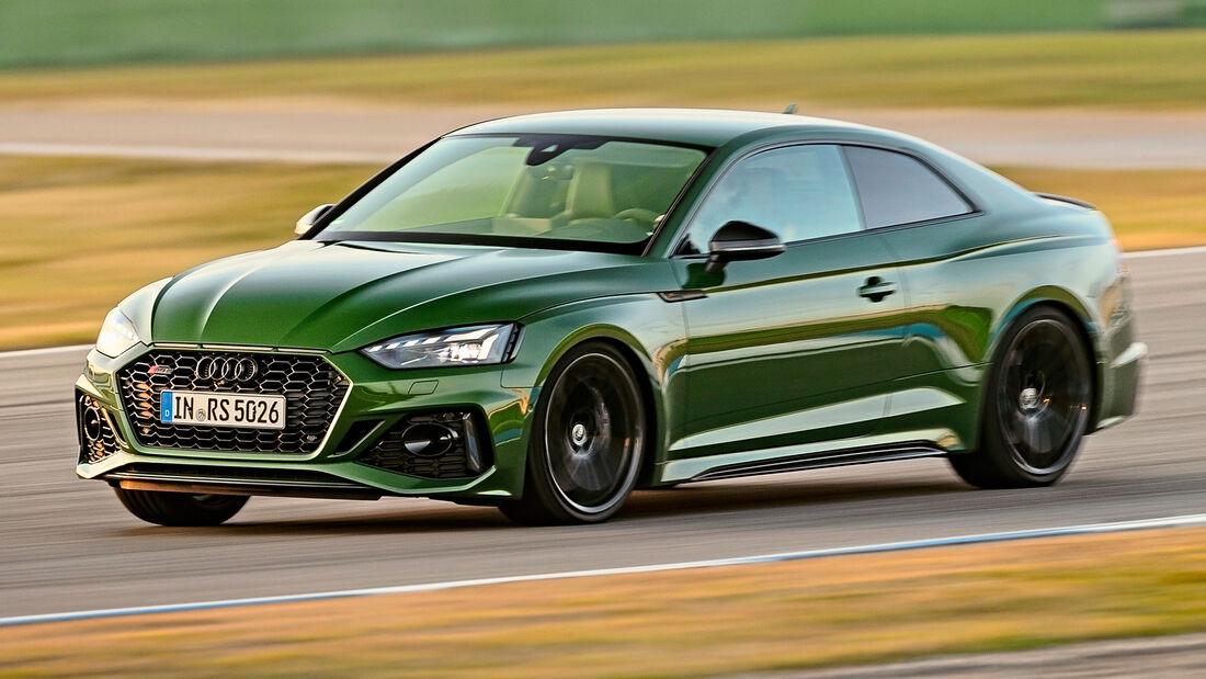 sport auto Award 2021, Audi RS 5 Coupé, Serie, Coupés bis 100.000 Euro