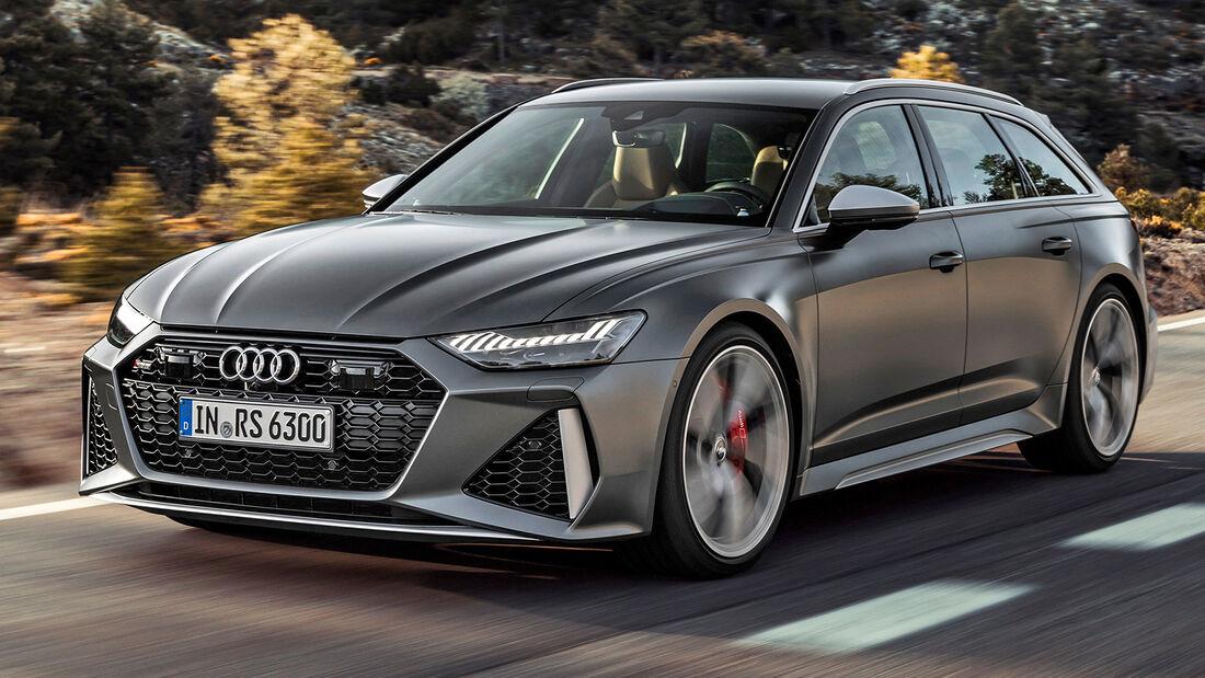 sport auto Award 2021, Audi RS 6 Avant, Serie, Limousinen und Kombis über 100.000 Euro