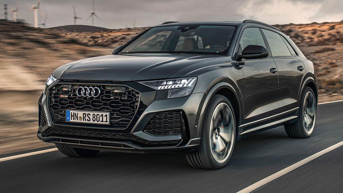 sport auto Award 2021, Audi RS Q8, Serie, SUV