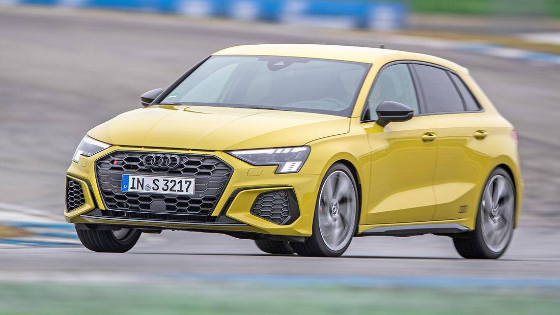 sport auto Award 2021, Audi S3 Sportback, Serie, Kompaktwagen über 40.000 Euro