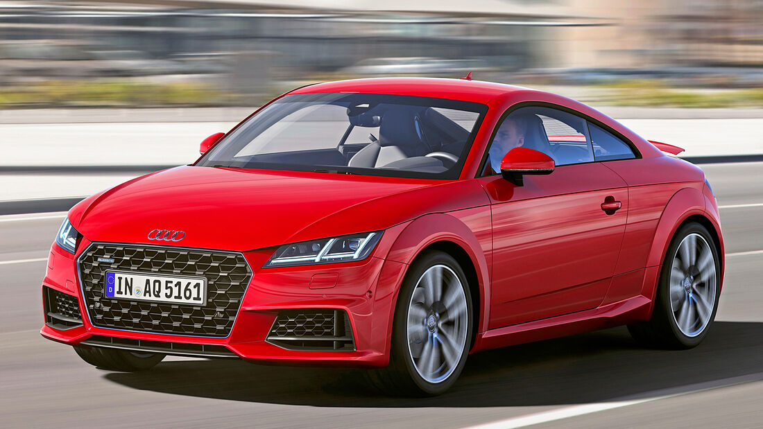 sport auto Award 2021, Audi TT Coupé 45 TFSI, Serie, Coupés bis 50.000 Euro