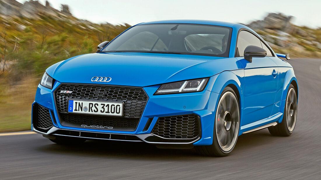 sport auto Award 2021, Audi TT RS Coupé, Serie, Coupés bis 75.000 Euro