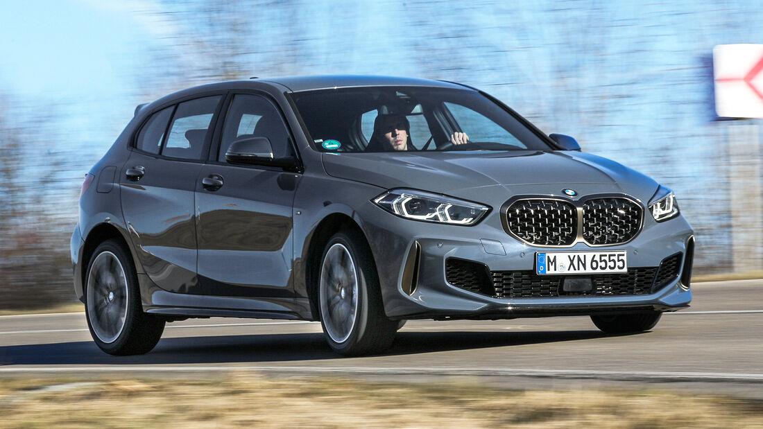 sport auto Award 2021, BMW M135i xDrive, Serie, Kompaktwagen über 40.000 Euro