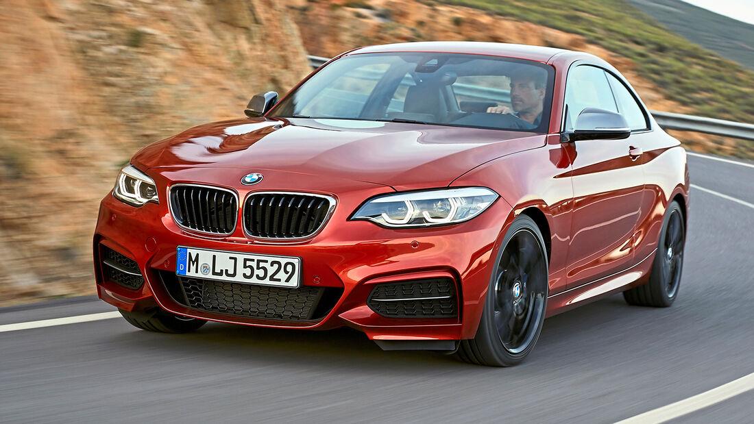 sport auto Award 2021, BMW M240i Coupé, Serie, Coupés bis 75.000 Euro