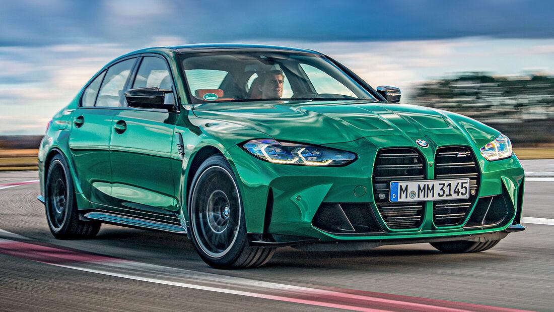 sport auto Award 2021, BMW M3 Competition, Serie, Limousinen und Kombis bis 100.000 Euro