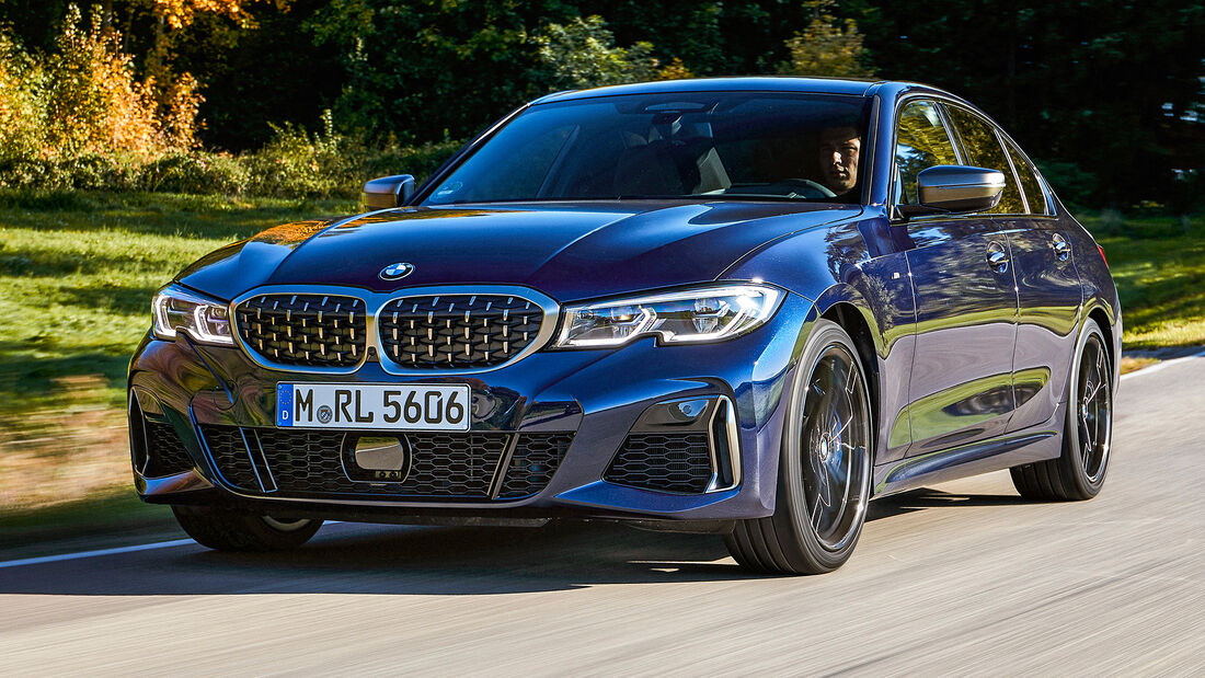 sport auto Award 2021, BMW M340d xDrive, Serie, Diesel