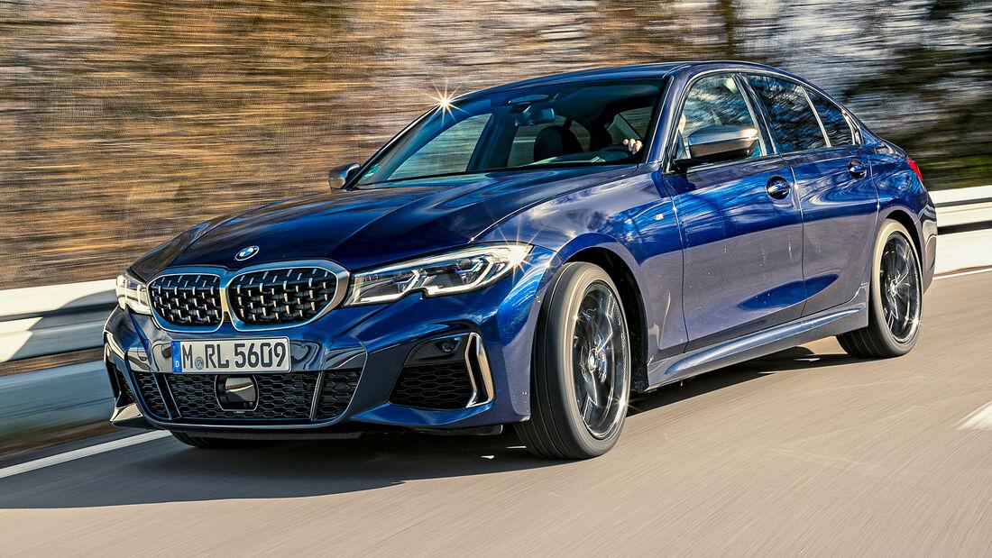 sport auto Award 2021, BMW M340i xDrive, Serie, Limousinen und Kombis bis 75.000 Euro