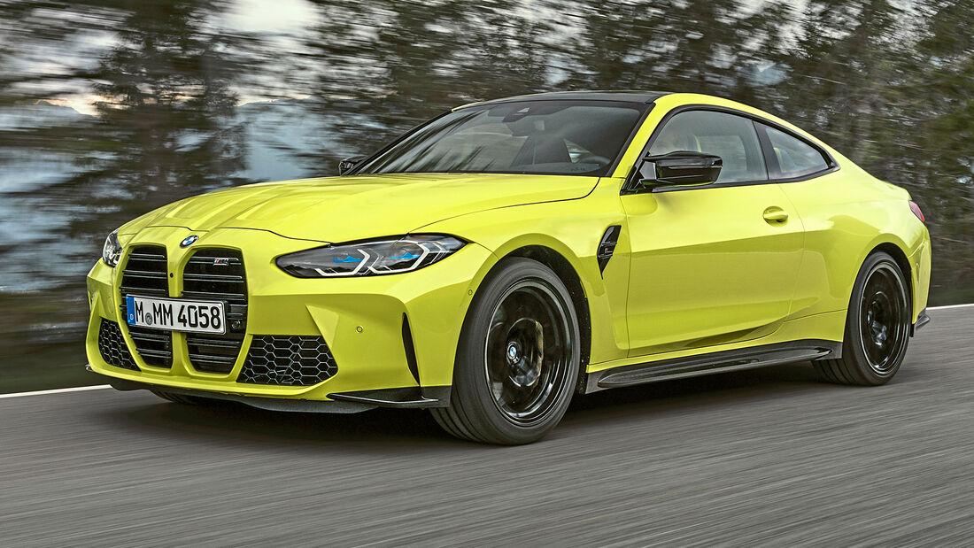 sport auto Award 2021, BMW M4 Competition, Serie, Coupés bis 100.000 Euro